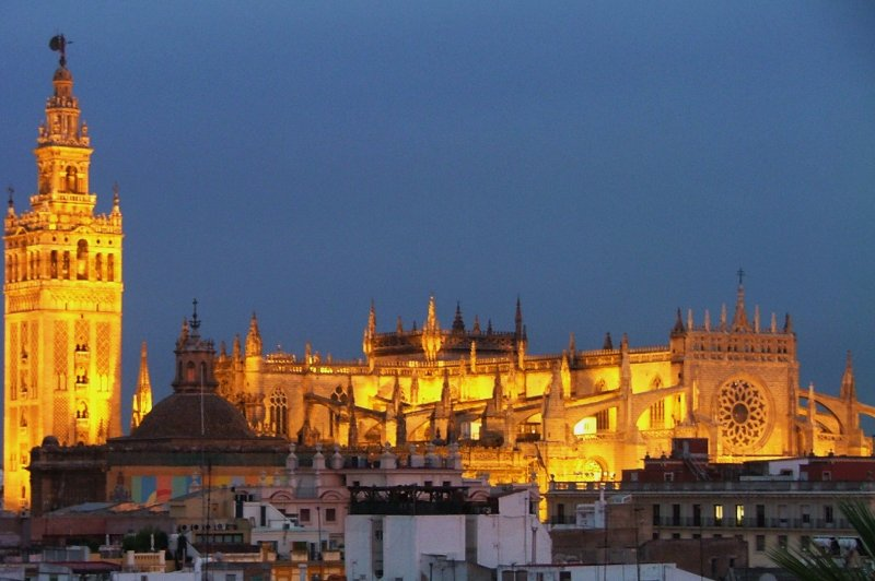 Seville Cathedral. (Foto: CC/Flickr.com | Larry Myhre)