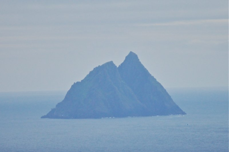 Skellig Michael. (Foto: CC/Flickr.com | Plashing Vole)