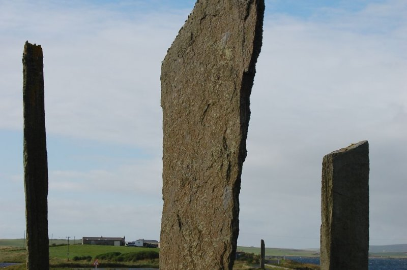Some of The Stones of Stenness, Orkney. (Foto: CC/Flickr.com | subflux)