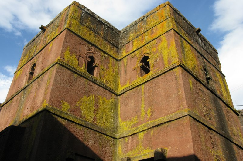 St. George's Church, Lalibela 1 . (Foto: CC/Flickr.com | Nick Corble)