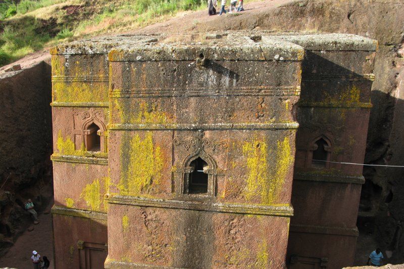St. George's Church, Lalibela 2 . (Foto: CC/Flickr.com | Nick Corble)