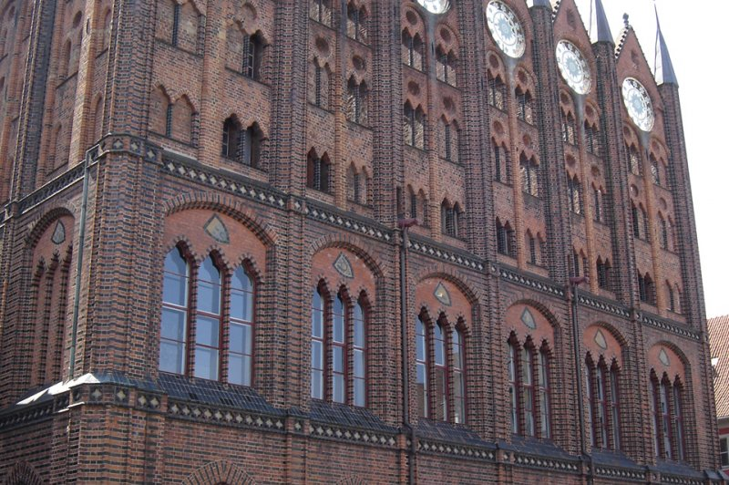 Stralsund Town Hall. (Foto: CC/Flickr.com | harry_nl)