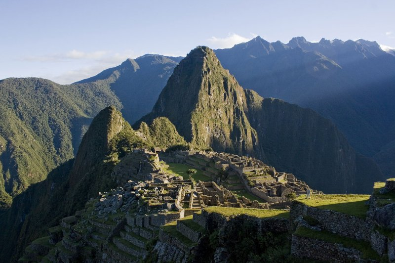sunrise at machu picchu. (Foto: CC/Flickr.com | Fernando Stankuns)