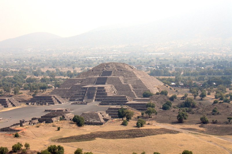 teotihuacan. (Foto: CC/Flickr.com | fklv (Obsolete hipster))