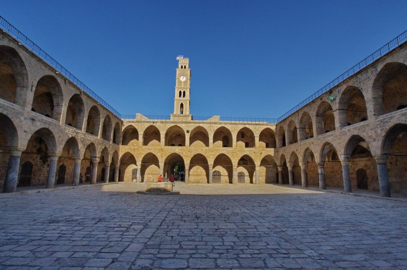 The Citadel, Akko. (Foto: CC/Flickr.com | Shayan (USA))