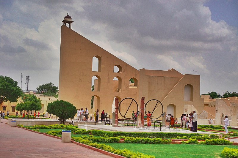 The Jantar Mantar Jaipur, India. (Foto: CC/Flickr.com | PradaDearest)