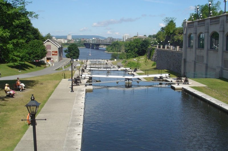The Rideau Canal Locks. (Foto: CC/Flickr.com | greyglass)
