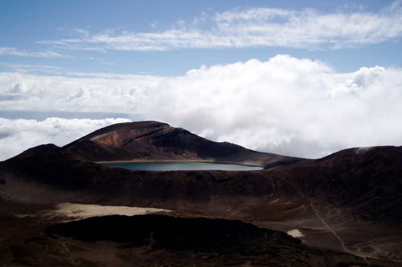 Tongariro Lake. (Foto: CC/Flickr.com | Andrew Parnell)