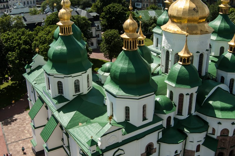 Ukraine. Saint Sophia Cathedral in Kiev. (Foto: CC/Flickr.com | World Wide Gifts)