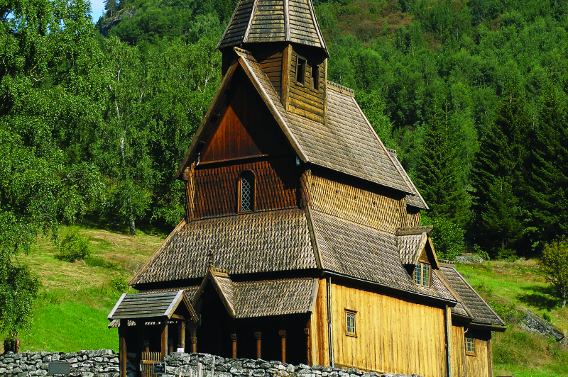 Urnes stave church. (Foto: CC/Flickr.com | Guttorm Flataboe)