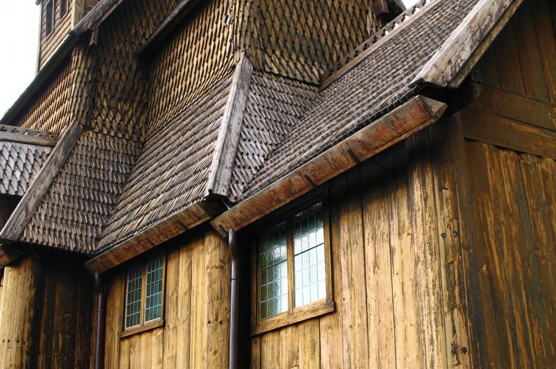 Urnes stave church. (Foto: CC/Flickr.com | grosun)