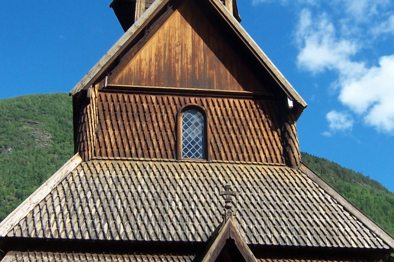 Urnes Stave Church, Norway. (Foto: CC/Flickr.com | Moi of Ra)
