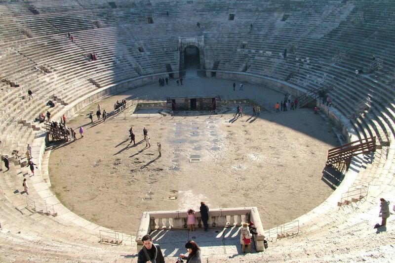 Verona Amphitheatre. (Foto: CC/Flickr.com | Michael Gwyther-Jones)