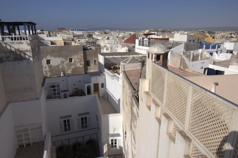 View of medina from Dar Afram. (Foto: CC/Flickr.com | travelwayoflife)