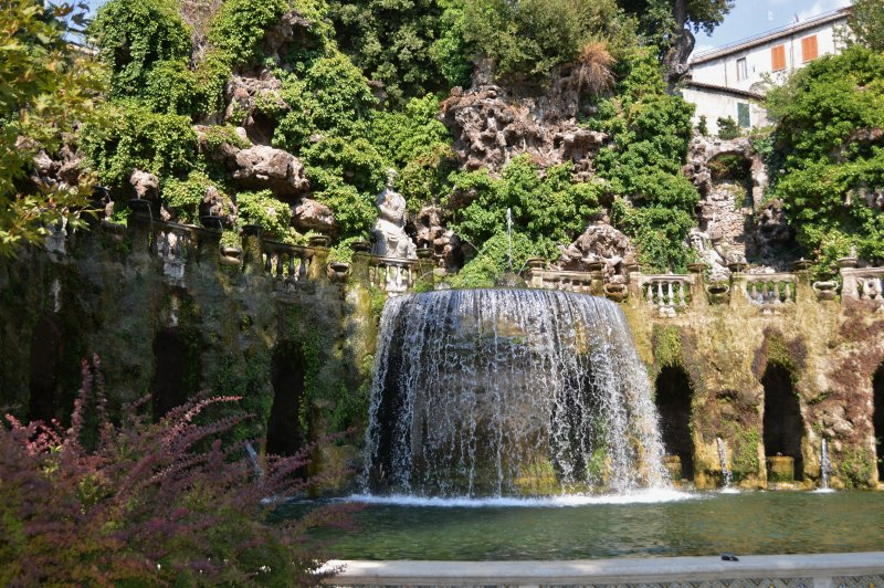 Villa d'Este, 16th cent., Tivoli 36 . (Foto: CC/Flickr.com | Richard Mortel)