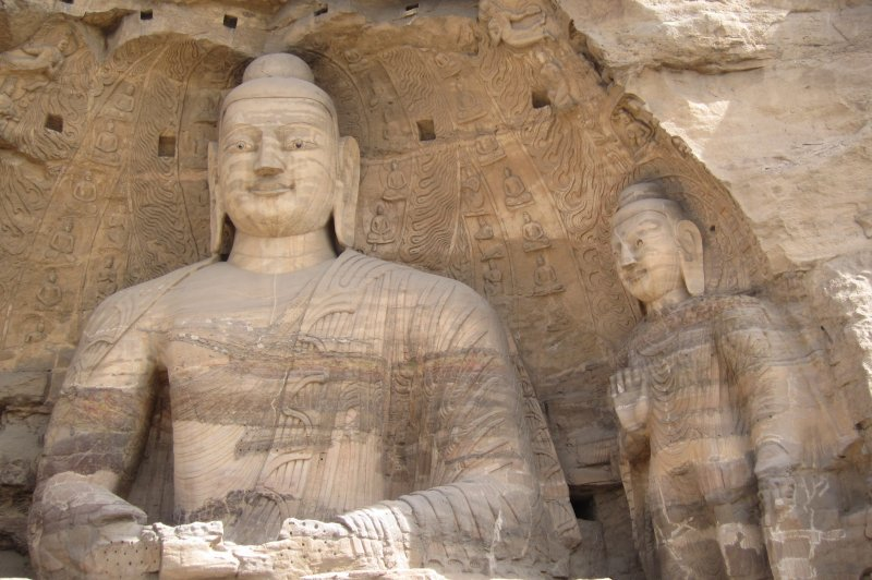 Yungang Grottoes 2011. (Foto: CC/Flickr.com | Jeremy Reding)